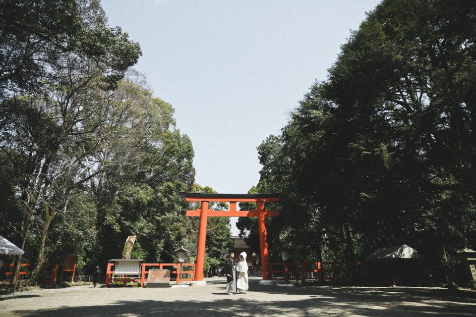 下鴨神社 オススメの写真撮影スポット