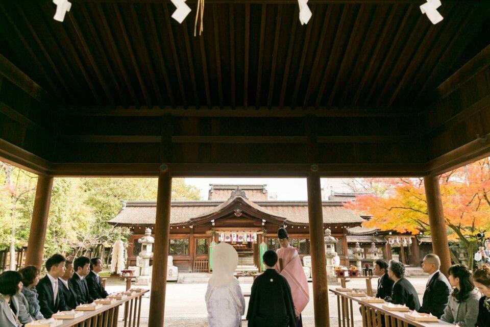 京都 神前式