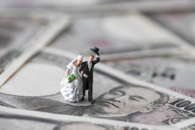 結婚式の予算のこと