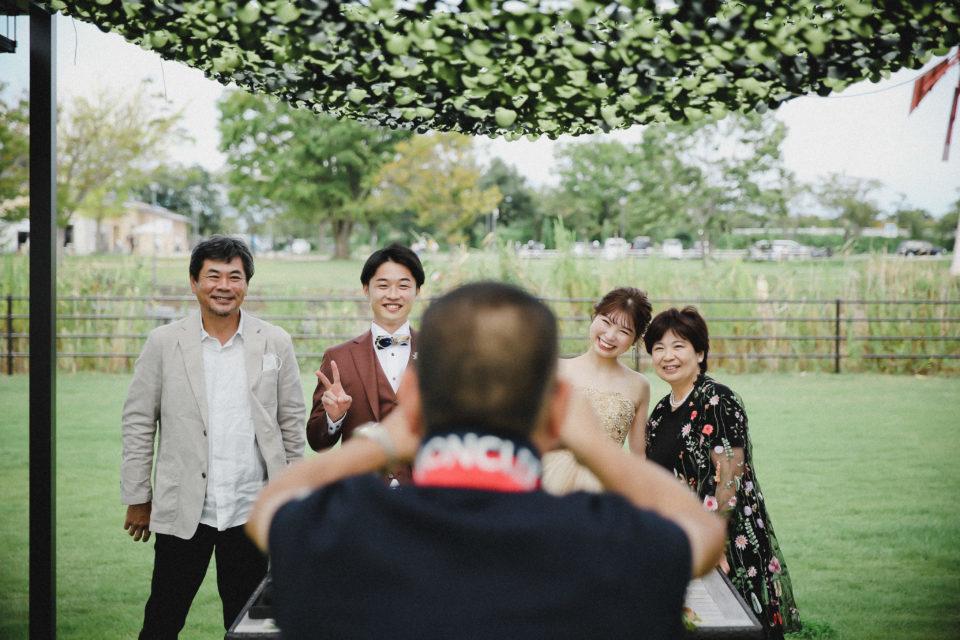 琵琶湖 結婚式