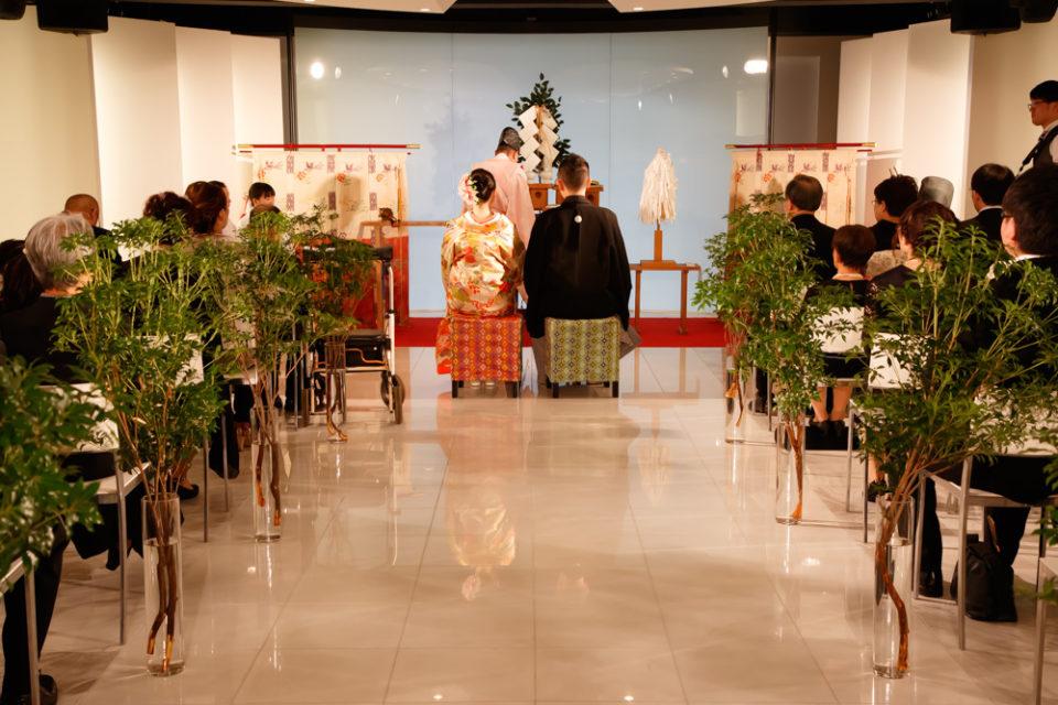 京都結婚式-神前式