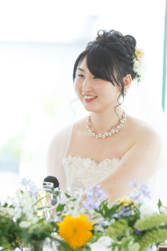 京都結婚式-ドレスお色直し