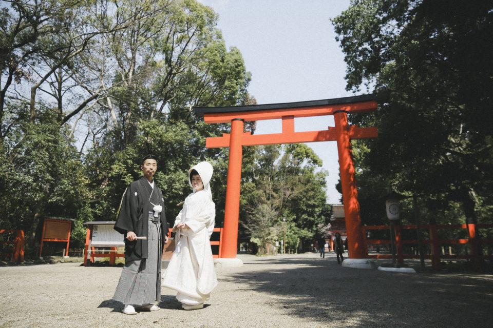 下鴨神社写真撮影